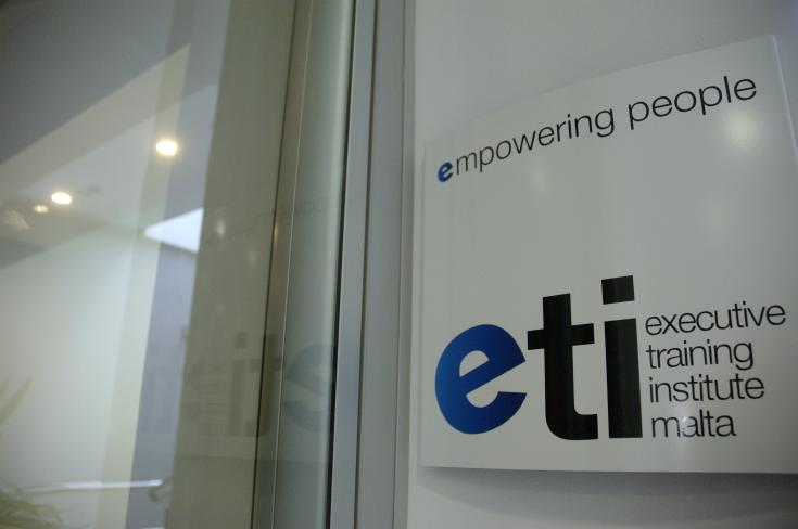 ETI executive training institute Malta