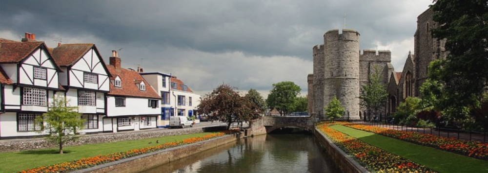 Englisch Sprachreise in Canterbury in England