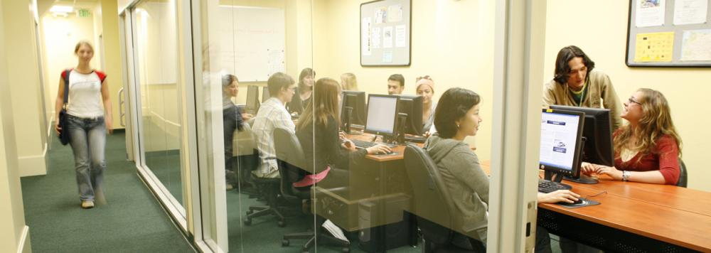 Englischunterricht in San Francisco in den USA